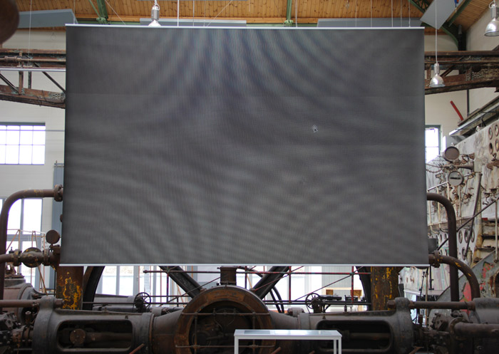 Screen, 2013, © Joséphine Kaeppelin